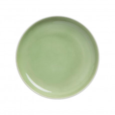 Kahla Wildblume - Five Senses Cappuccino-/Macchiato-Untertasse / Snackteller - Aquarell Grün 16 cm