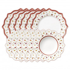 Villeroy & Boch Toy's Delight Speise-Set weiss 12-tlg.