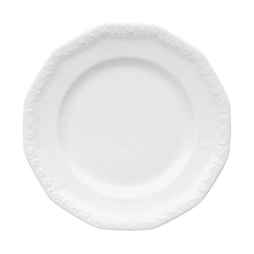 Rosenthal Tradition Maria white breakfast plate 19 cm