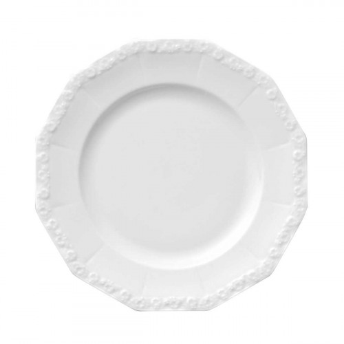 Rosenthal Tradition Maria white breakfast plate 21 cm