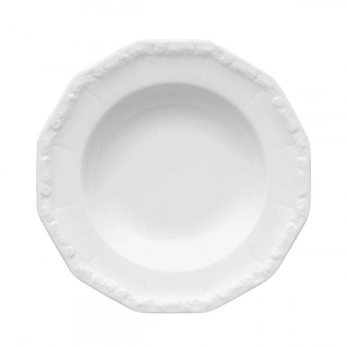Rosenthal Maria white soup plate 21 cm