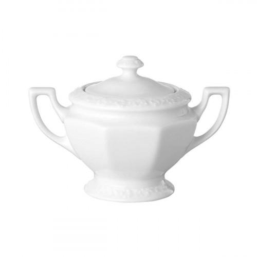 Rosenthal Tradition Maria white sugar bowl 0,27 L