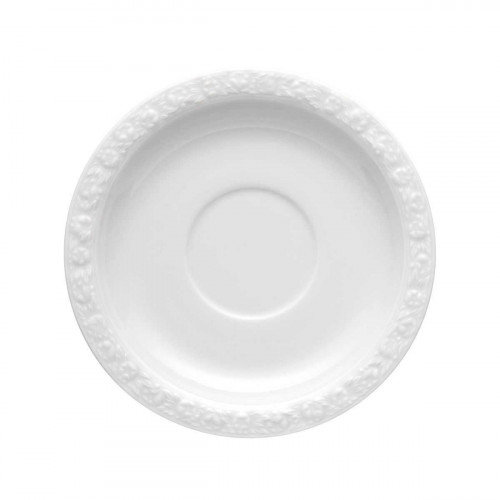Rosenthal Maria white tea saucer 15 cm