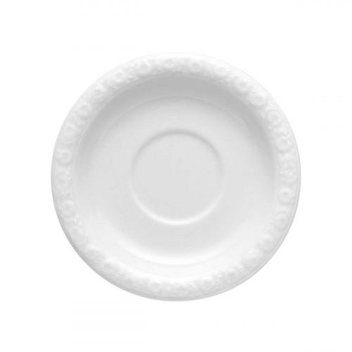 Rosenthal Maria Weiß mocha saucer 12 cm