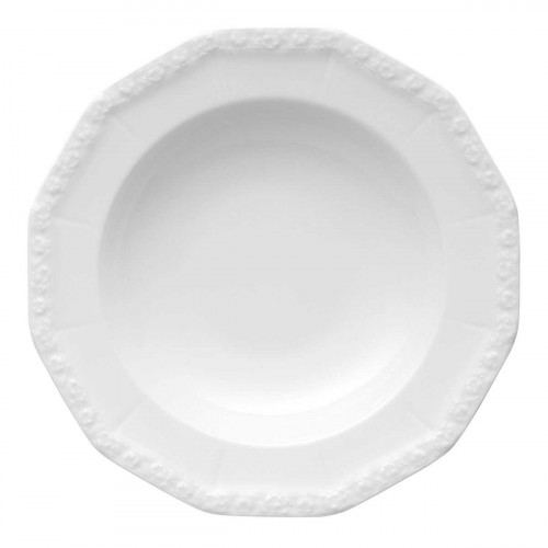 Rosenthal Tradition Mary white pasta plate 28 cm