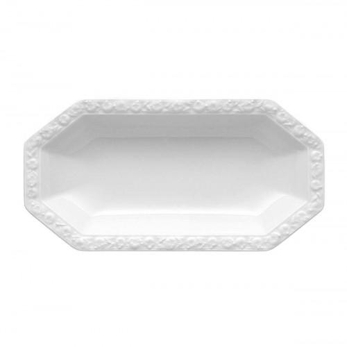 Rosenthal Maria Weiß side dish 25,5 x 13 cm