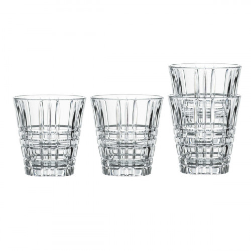 Nachtmann Square Mug Glass Set 4 pcs.
