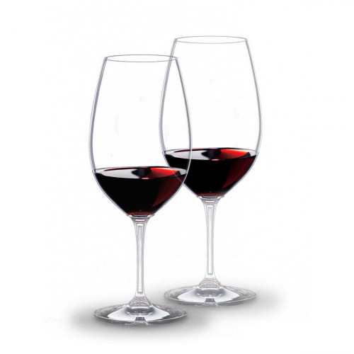 Riedel Glasses 'Vinum' Syrah 2 pcs Set 23.6 cm