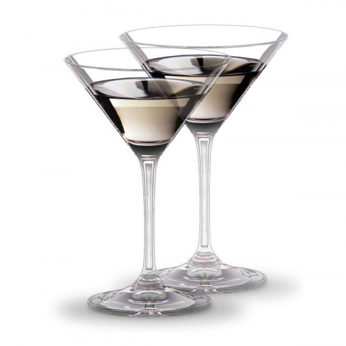 Riedel Glasses 'Vinum' Martini 2 pcs Set 14.8 cm
