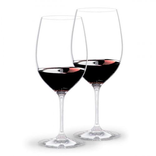Riedel Glasses 'Vinum' Bordeaux 2 pcs Set 22.5 cm