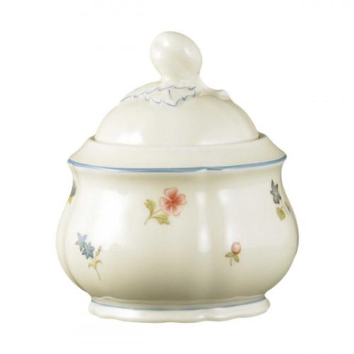 Seltmann Weiden Marie-Luise Streublume sugar bowl 6 pers.