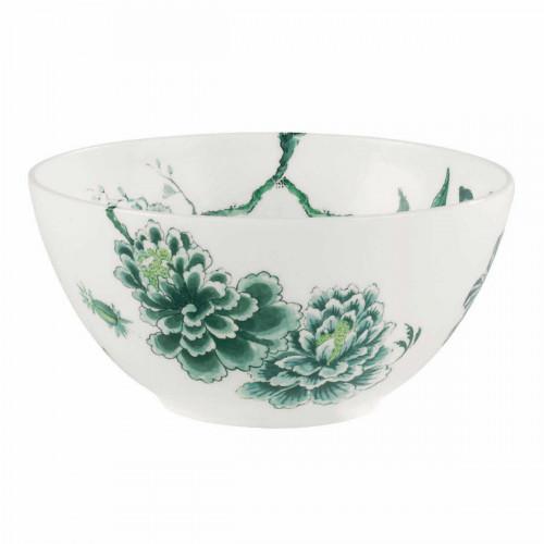 Wedgwood 'Jasper Conran Chinoiserie White' bowl round 20 cm