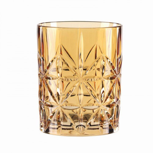 Nachtmann,'Highland' Drinking glass,color: amber 345 ml