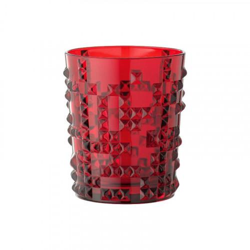 Nachtmann,'Punk' Glass - Rubin 348 ml / h: 101 mm