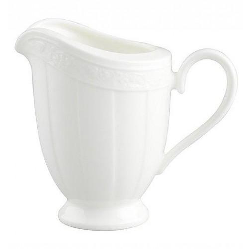 Villeroy & Boch 'White Pearl' Creamer 6 Persons 0.25 L