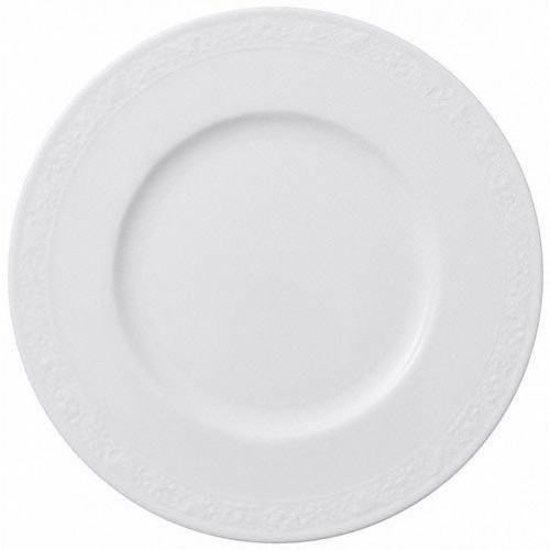 Villeroy & Boch 'White Pearl' Bread and Butter Plate 18 cm