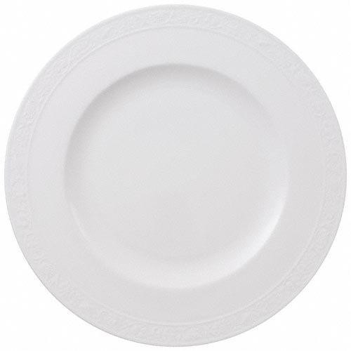 Villeroy & Boch 'White Pearl' Dinner Plate 27 cm