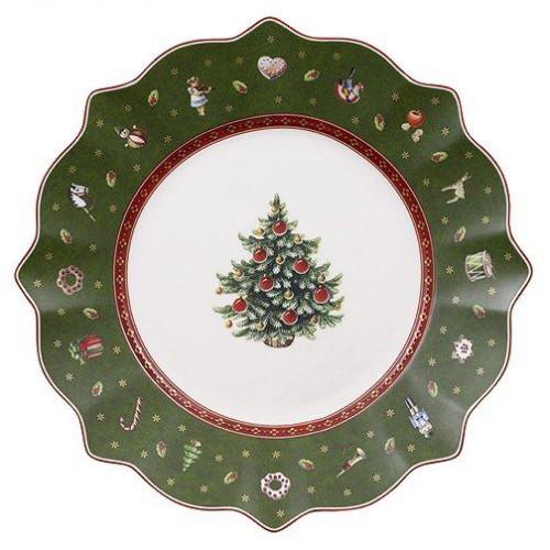 Villeroy & Boch 'Toy's Delight' Breakfast Plate Green 240 mm