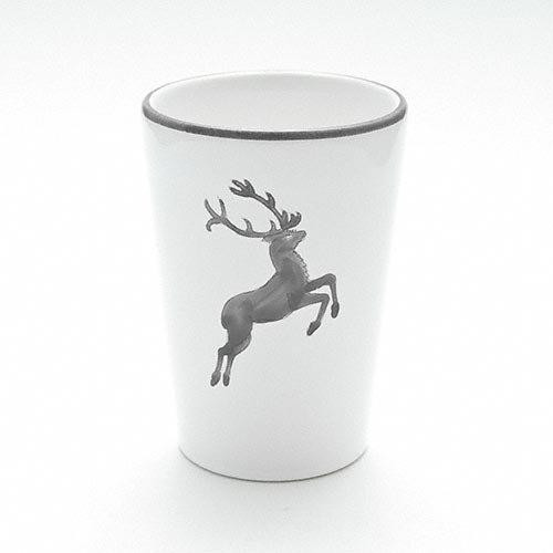 Gmundner Ceramics 'Grey Deer' Mug Height 11 cm