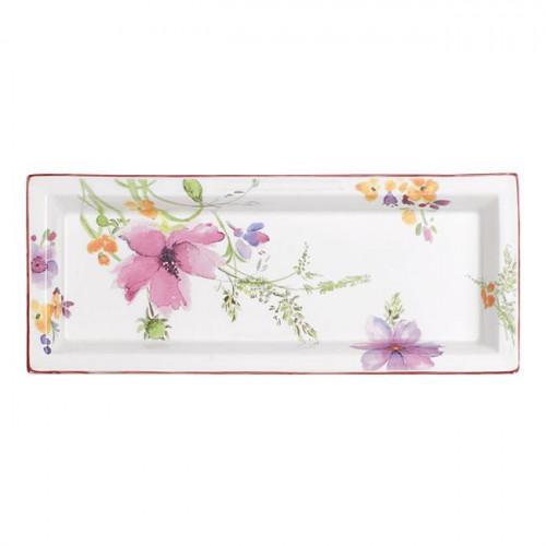 Villeroy & Boch,'Mariefleur Gifts' Bowl rectangular 23.6 x 9.7 cm