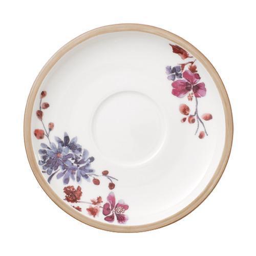 Villeroy & Boch,'Artesano Original Lavendel' Coffee / tea cup saucer 16 cm