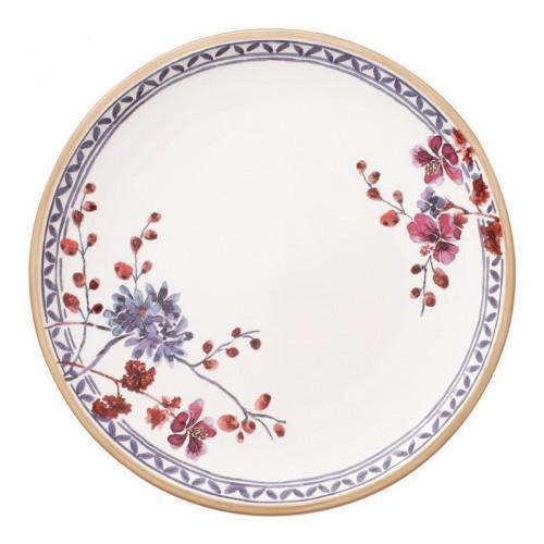 Villeroy & Boch,'Artesano Original Lavendel' Dining plate floral 27 cm