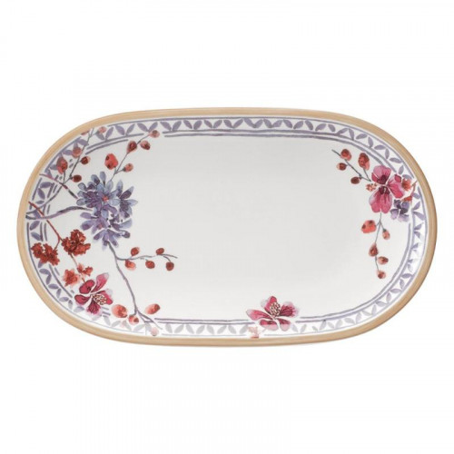 Villeroy & Boch,'Artesano Original Lavendel' Garnish / side bowl 28 x 16 cm