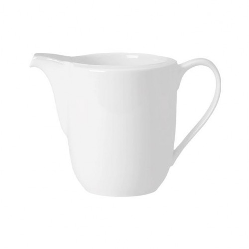 Villeroy & Boch,'For Me weiss' Creamer / milk jug for 6 persons 0.28 l
