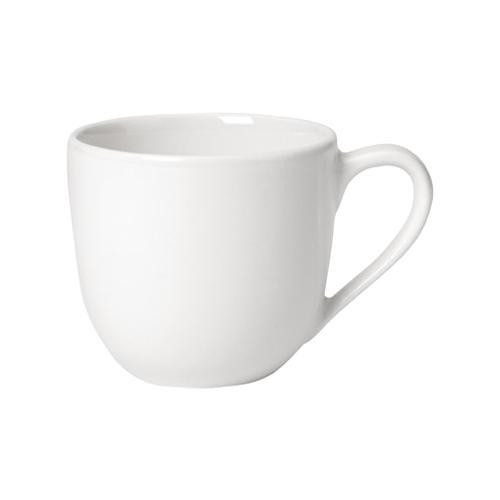 Villeroy & Boch,'For Me weiss' Mocha / espresso cup 0.10 l