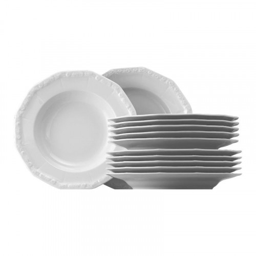 Rosenthal Tradition Maria white dinner service 12 pcs.