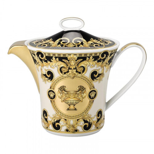 Rosenthal Versace,'Prestige Gala' Teapot for 6 persons 1,30 l