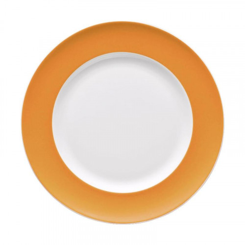 Thomas,'Sunny Day Orange' Bread plate 18 cm
