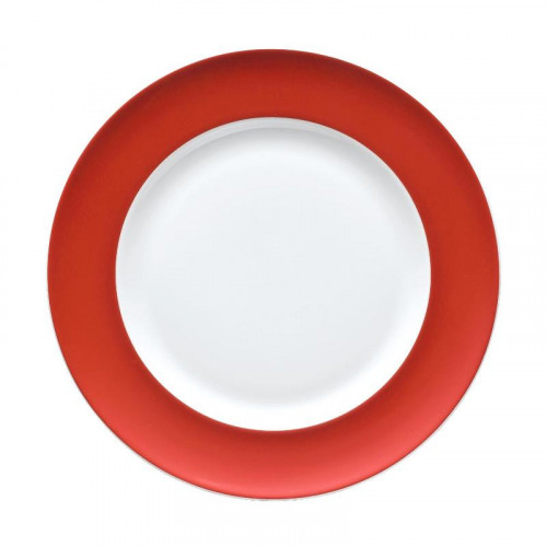 Thomas,'Sunny Day New Red' Bread plate 18 cm