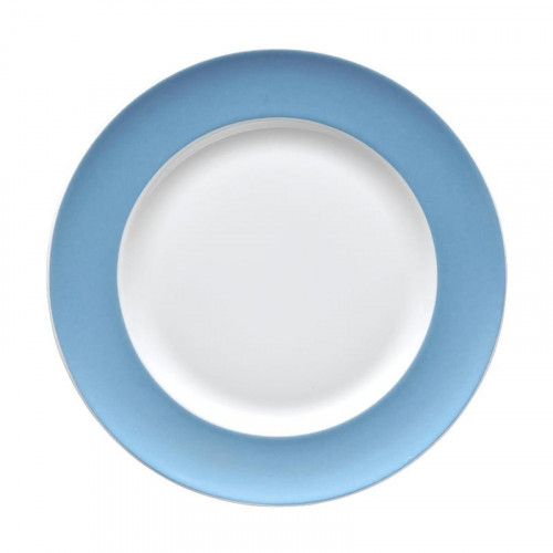 Thomas,'Sunny Day Waterblue' Bread plate 18 cm