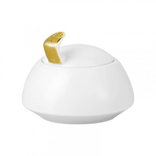 Rosenthal Studio-line,'TAC Gropius - Skin Gold' Sugar Bowl 6 Persons 0,22 L
