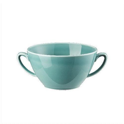 Rosenthal Selection,'Mesh Aqua' Soup bowl 0.30 l