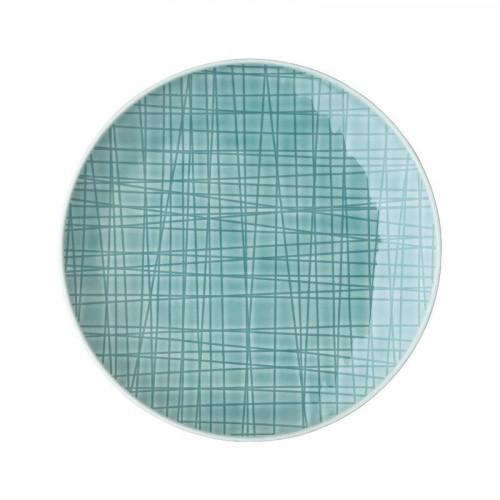 Rosenthal Selection,'Mesh Aqua' Plate flat 15 cm