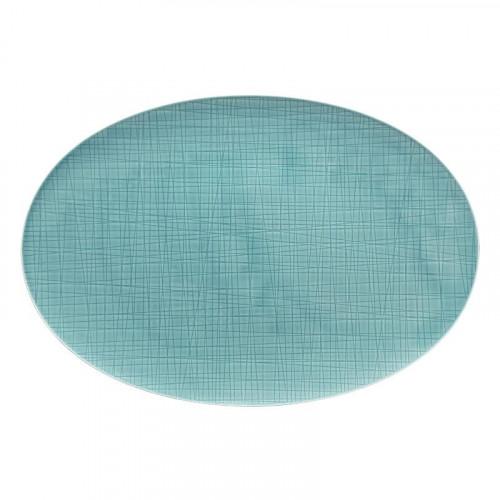 Rosenthal Selection,'Mesh Aqua' Platter 38 cm