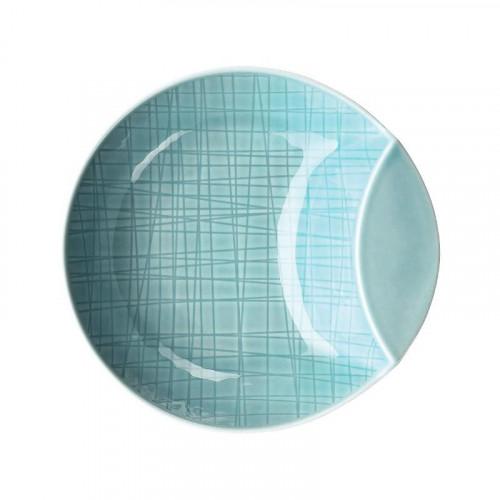 Rosenthal Selection,'Mesh Aqua' Bowl deep 14 cm