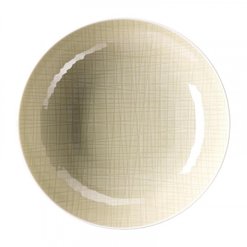 Rosenthal Selection,'Mesh Cream' Plate deep 21 cm