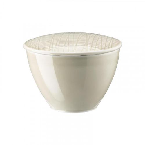 Rosenthal Selection,'Mesh Cream' Sugar bowl 0.22 l