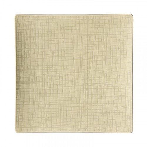 Rosenthal Selection,'Mesh Cream' Plate square flat 27 cm