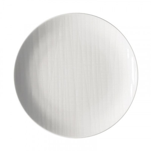 Rosenthal Selection,'Mesh weiss' Plate flat 19 cm