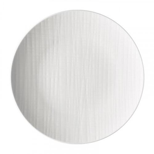 Rosenthal Selection Mesh white plate flat 24 cm
