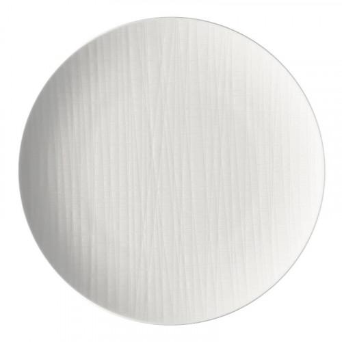 Rosenthal Selection Mesh white plate flat 27 cm