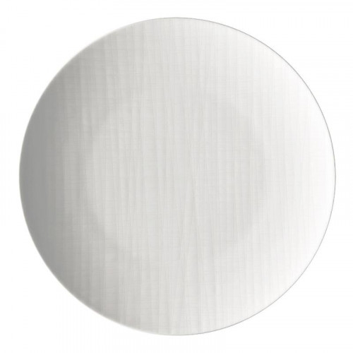 Rosenthal Selection,'Mesh weiss' Plate flat 30 cm