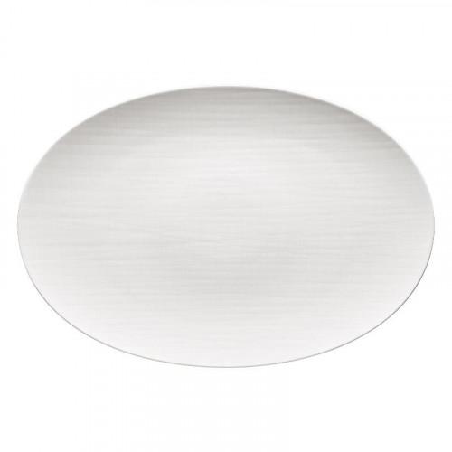 Rosenthal Selection,'Mesh weiss' Dish 42 cm