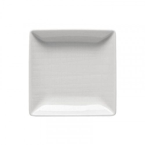Rosenthal Selection Mesh white bowl square 10 cm