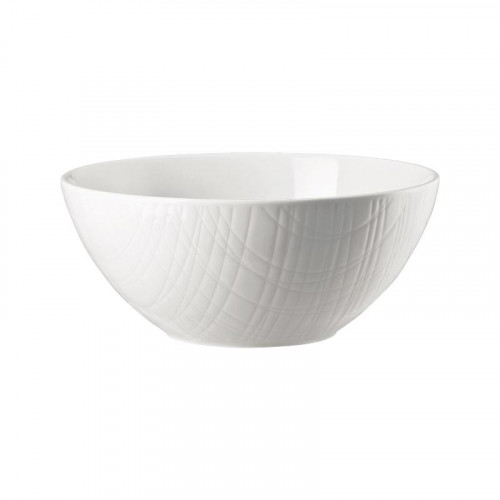 Rosenthal Selection Mesh white cereal bowl 14 cm
