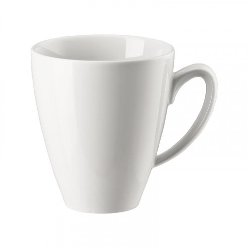 Rosenthal Selection,'Mesh weiss' Cup with handle 0.35 l